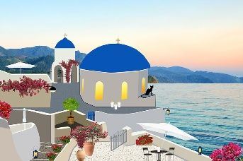 Santorini best travel agents in chandigarh Home imresizer